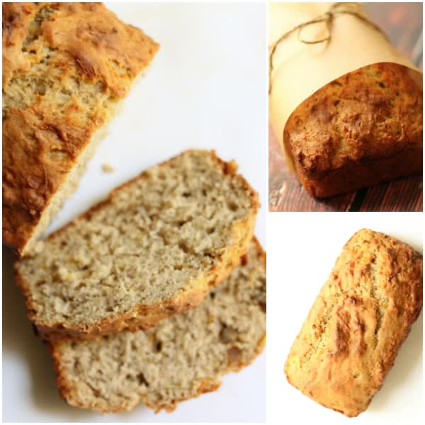 Low Fat Banana Bread Six Sisters Stuff