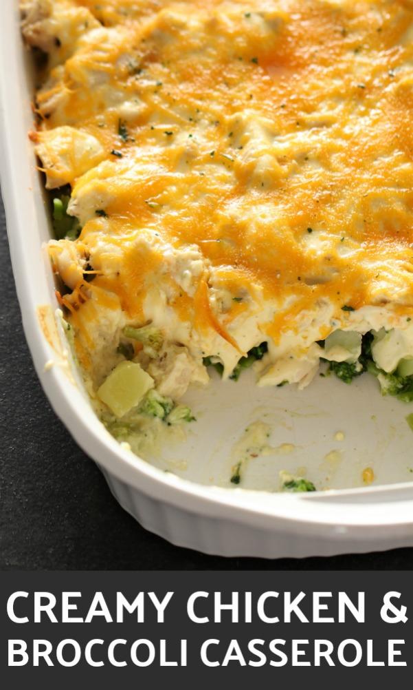 Mom's Easy Chicken Broccoli Casserole  (Chicken Divan) Recipe