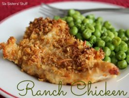 Ranch Chicken Recipe