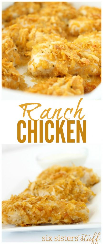 ranch chicken11