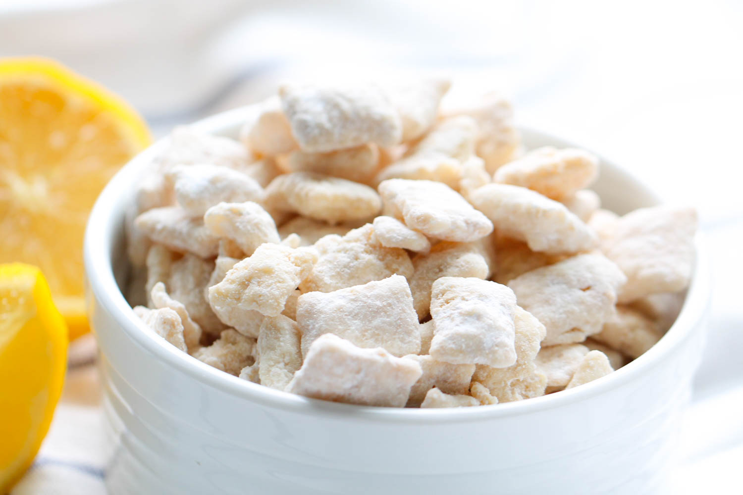 Lemon Chex Mix