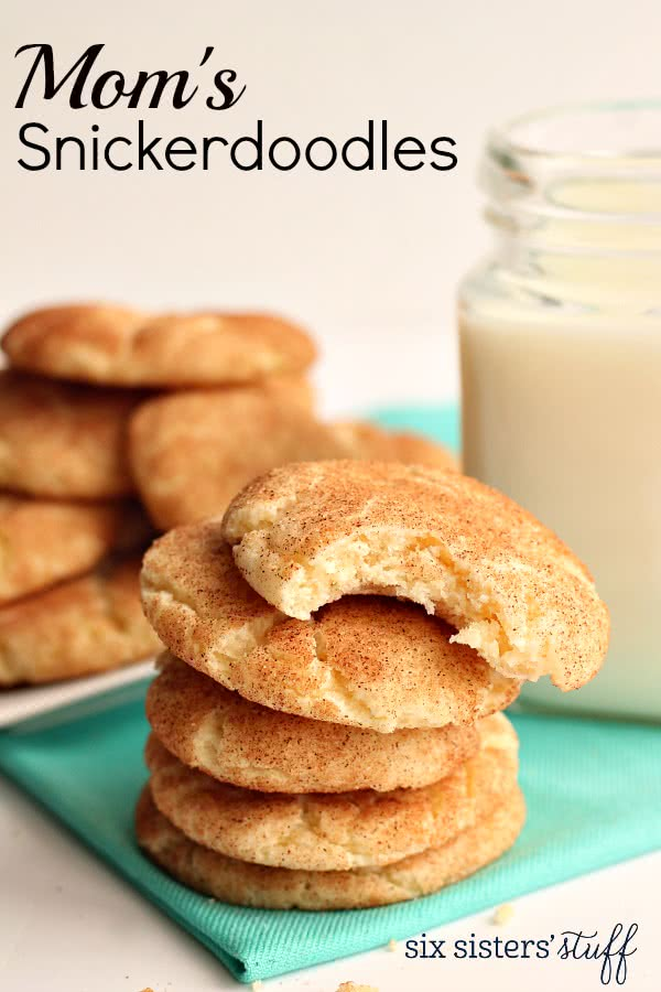 Mom's Snickerdoodles