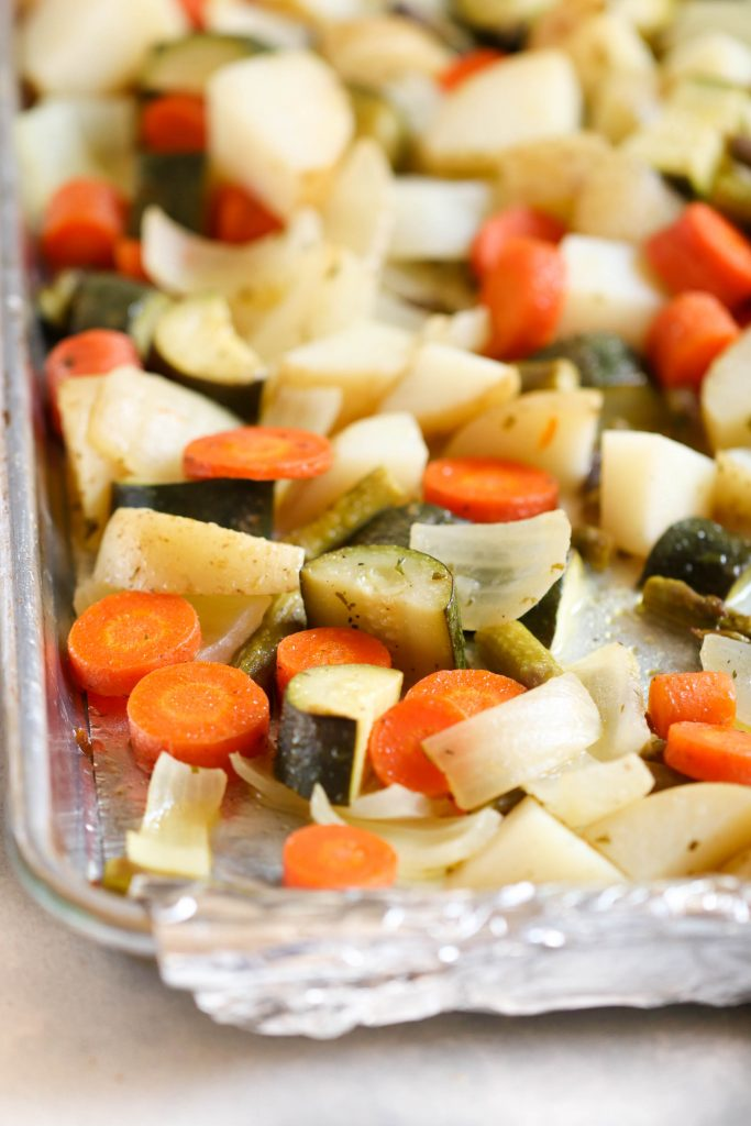 Oven Roasted Vegetables Six Sisters Stuff