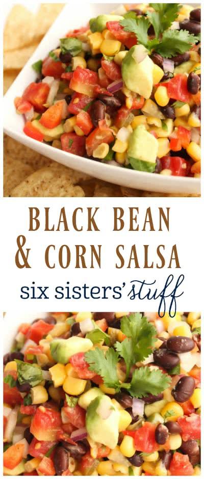 Black Bean and Corn Salsa 4