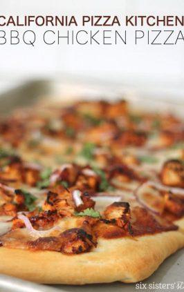 Chicken Mushroom Pizza Six Sisters Stuff