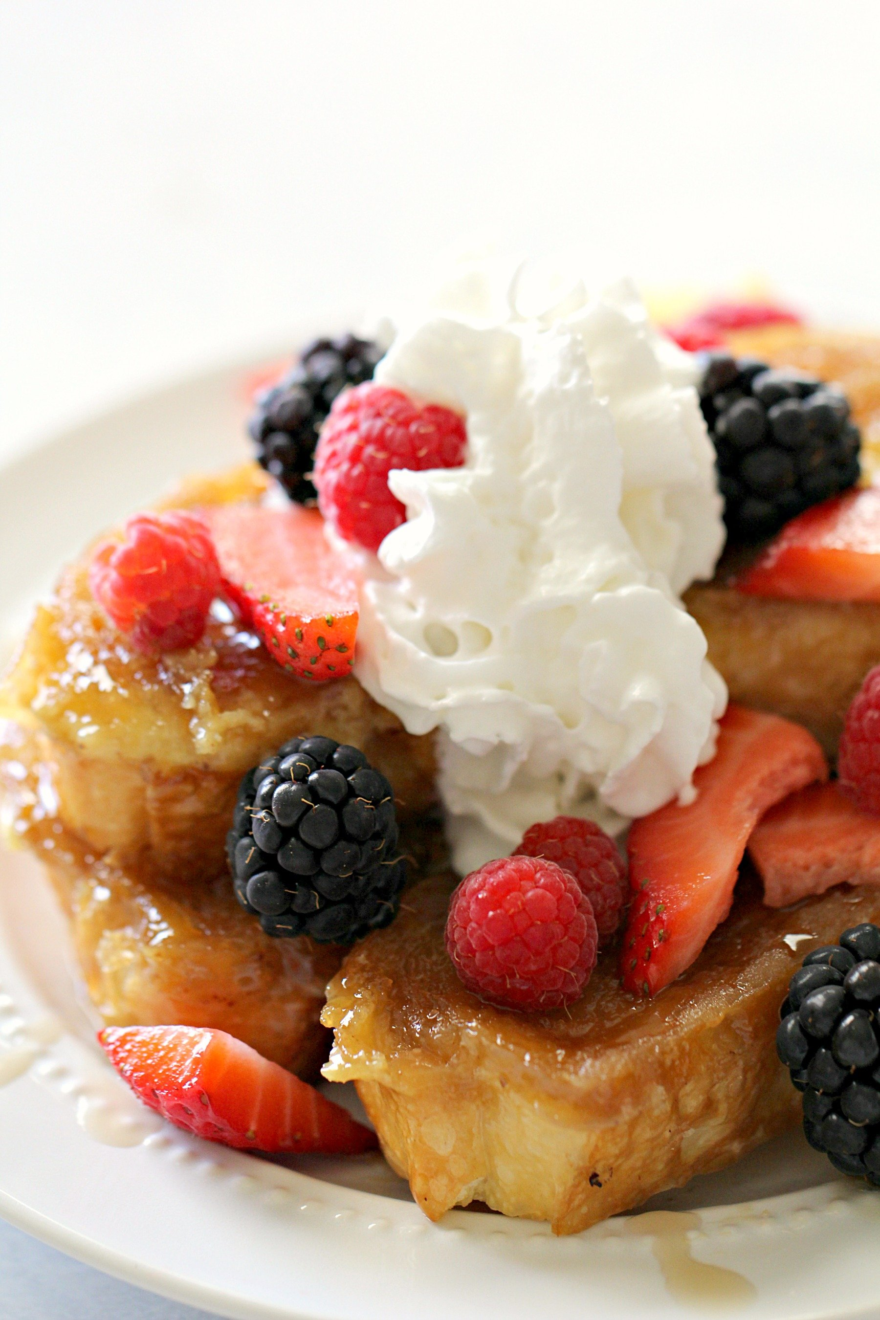 Overnight Creme Brulee French Toast Bake Recipe