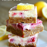Raspberry Lemon Bars 2