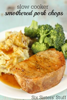 Slow Cooker San Francisco Pork Chops