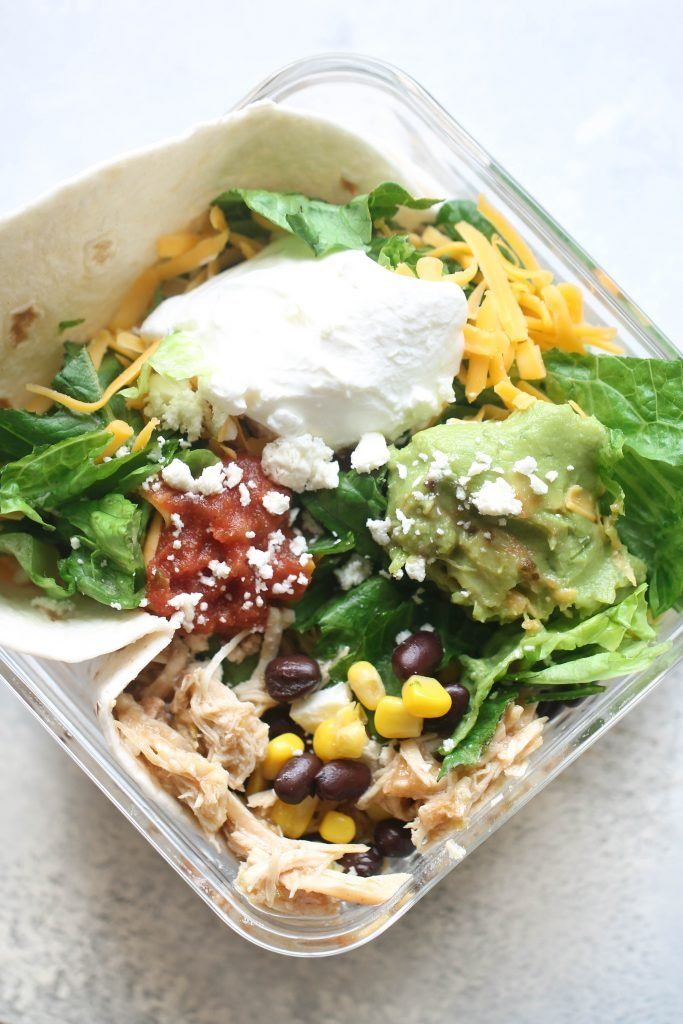 Slow Cooker Bajio Chicken that can be made into a freezer meal