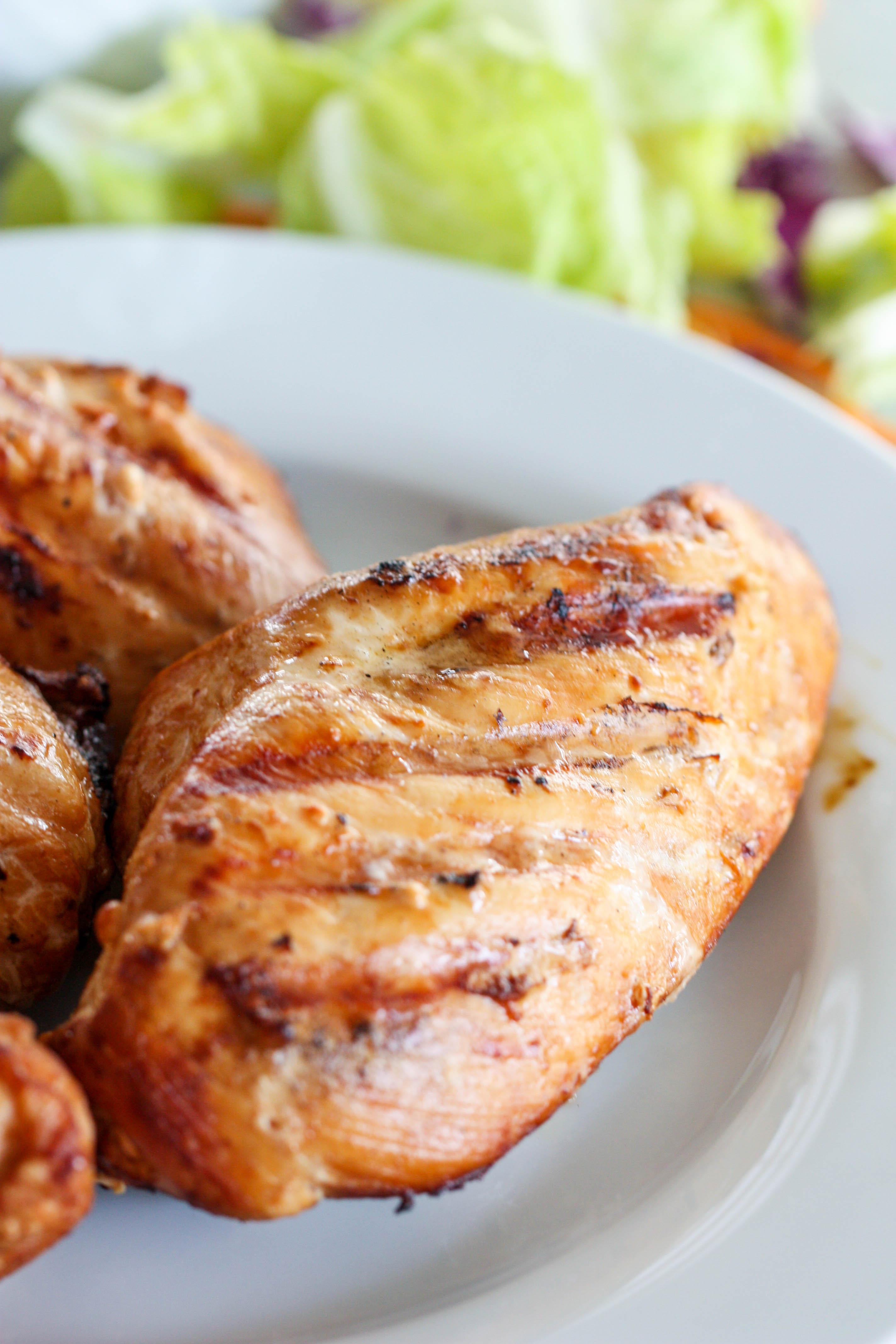 Mom's SECRET Recipe: Grilled 7-UP Chicken Recipe