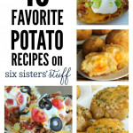 15 Favorite Potato Recipes