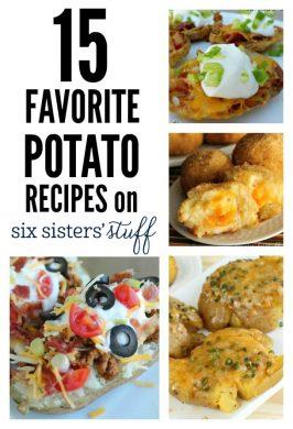 15 Favorite Potato Recipes
