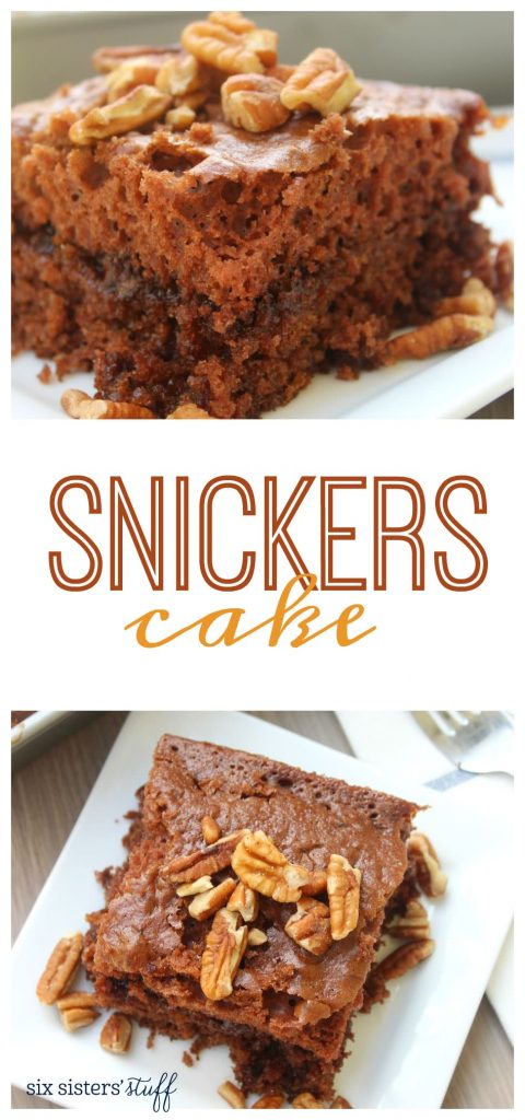 SnickersCake