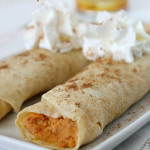 Pumpkin Pie Crepes 1