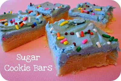 sugar cookie bars 1