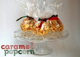 12 Days of Christmas Traditions: Caramel Popcorn with Southern Lovely