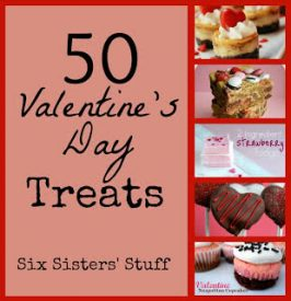 Fresh Food Friday: 50 Valentine's Day Treat Recipes