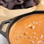 Chili's Copycat Skillet Queso on Six Sisters' Stuff