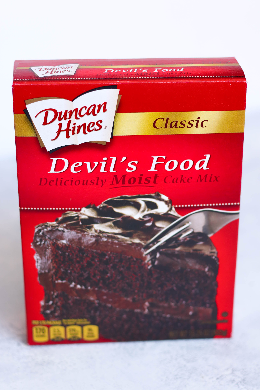 Devil's Food Cake Mix