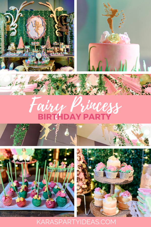 Fairy Princess Party Ideas