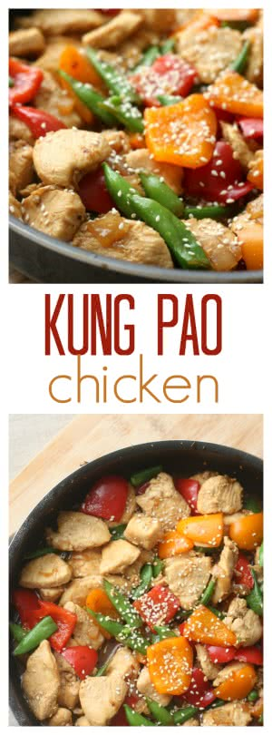Kung Pao Chicken Pin