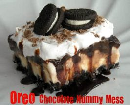 Oreo Chocolate Nummy Mess Recipe