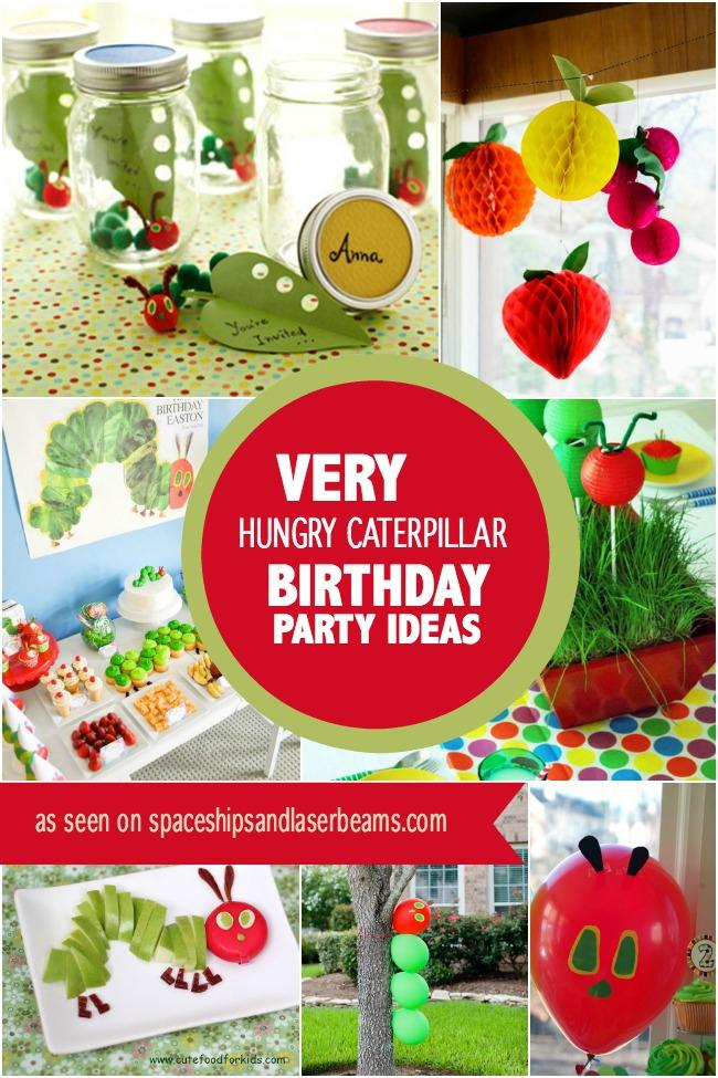 i love the idea of taking your childs favorite book and turning it into a birthday party theme genius
