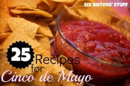 25 Recipes to Celebrate Cinco de Mayo