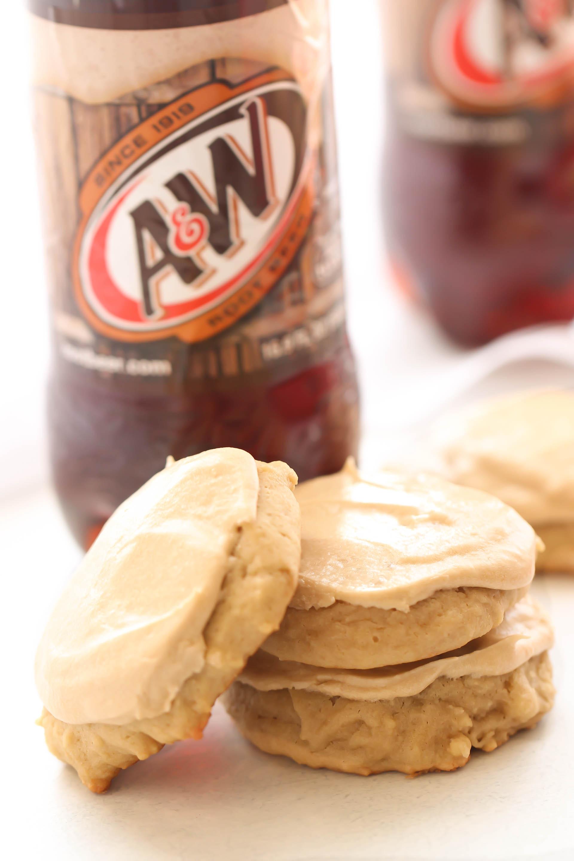 Root Beer Float Cookies Recipe