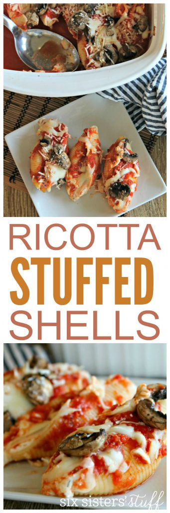 Stuffed Shells 6