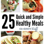 25 Quick and Simple Healthy Meals 2