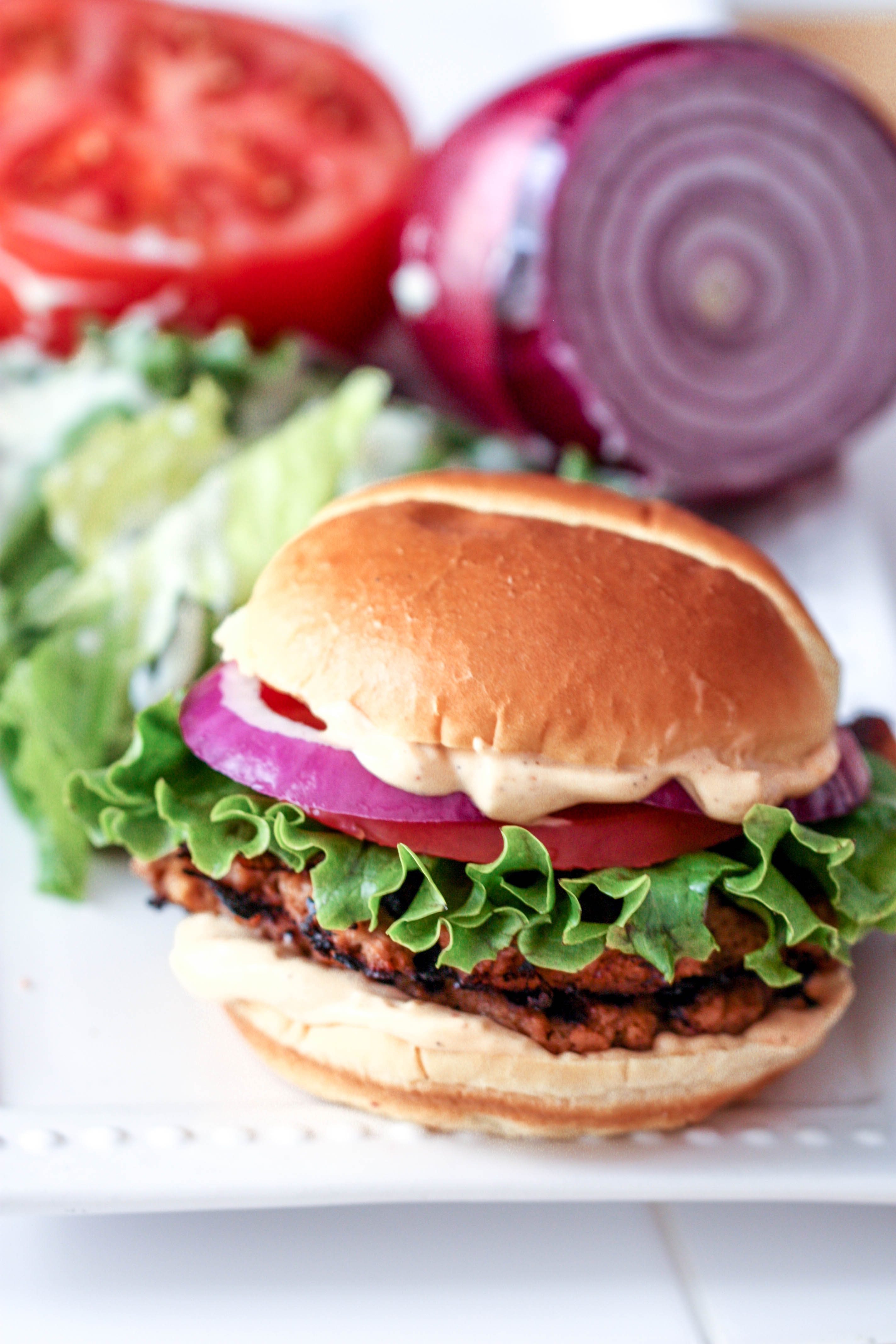 homemade burgers made from the best hamburger recipe