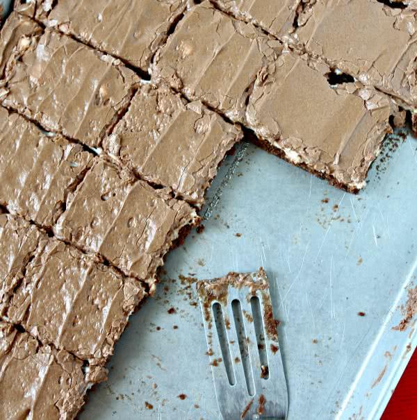 Marshmallow Brownies 2