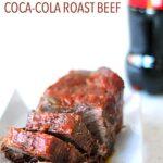 slow cooker coca cola roast beef