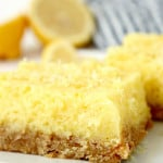 Creamy Lemon Bars 2