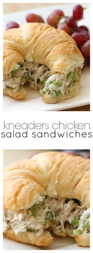 Kneaders chicken salad pinterest
