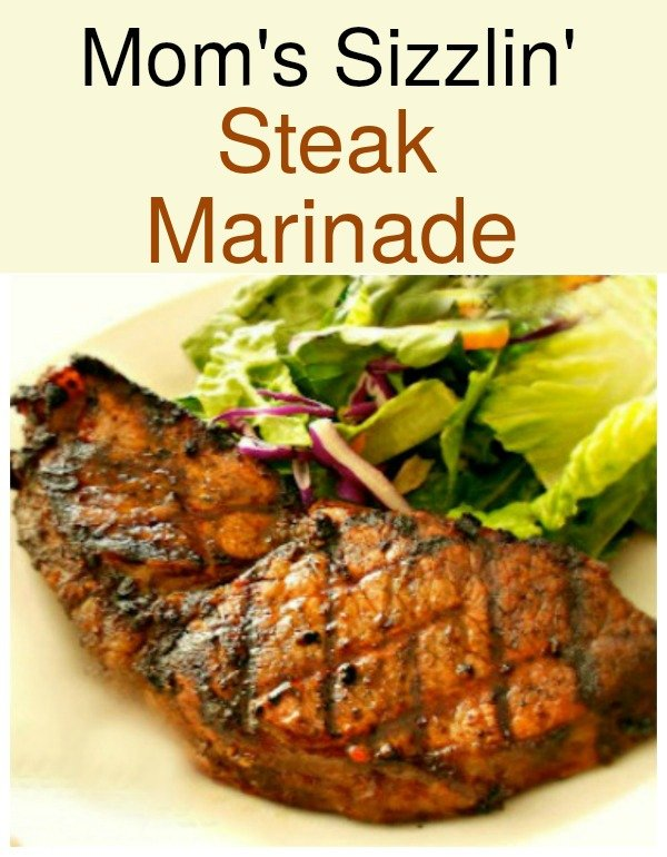 easy steak marinade recipe great for grilling