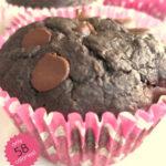 Triple Chocolate Chunk Muffins