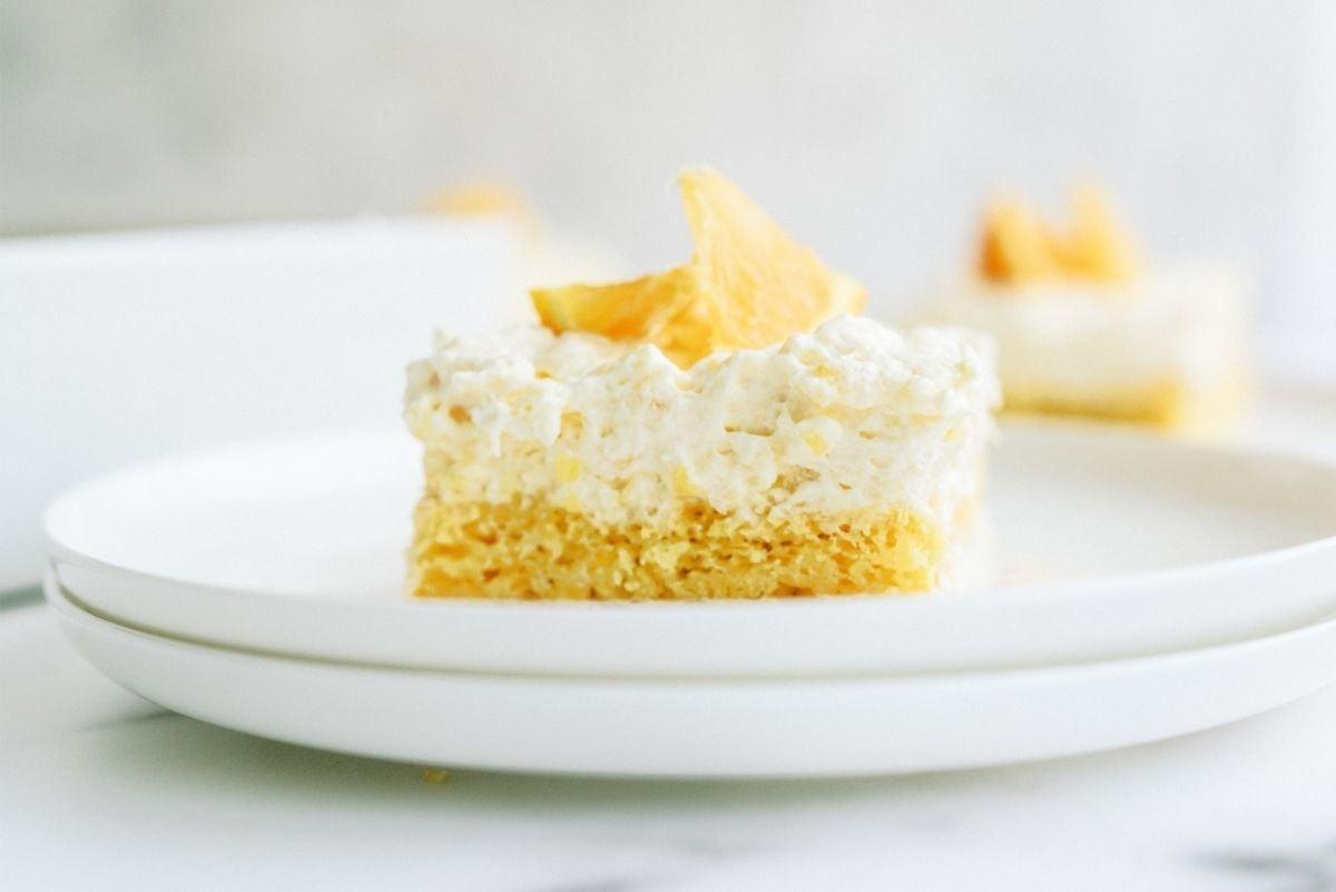 Pineapple Orange Cake (Pig Pickin' Cake) Recipe