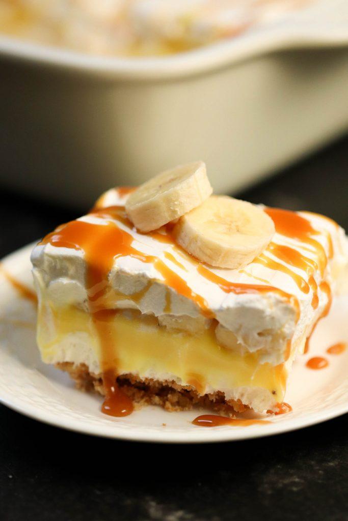 Easy Banana Cream Pie (with Nilla Wafer Crust)