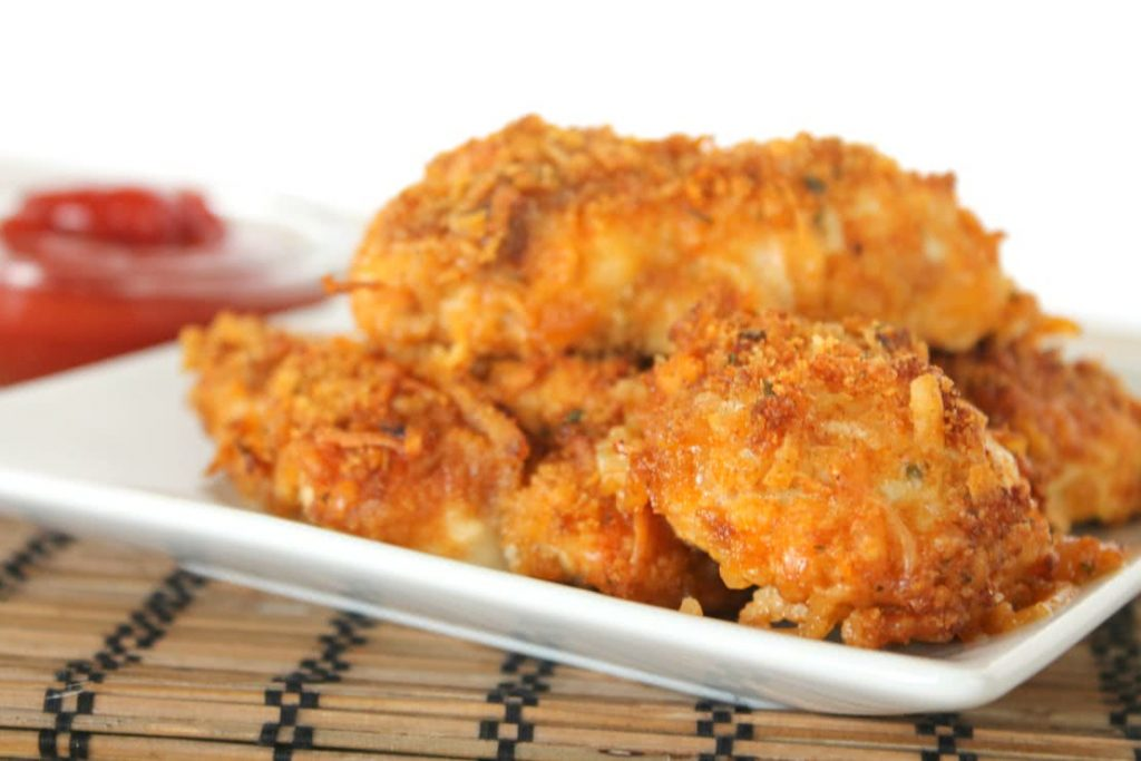 Crunchy Baked Chicken 2