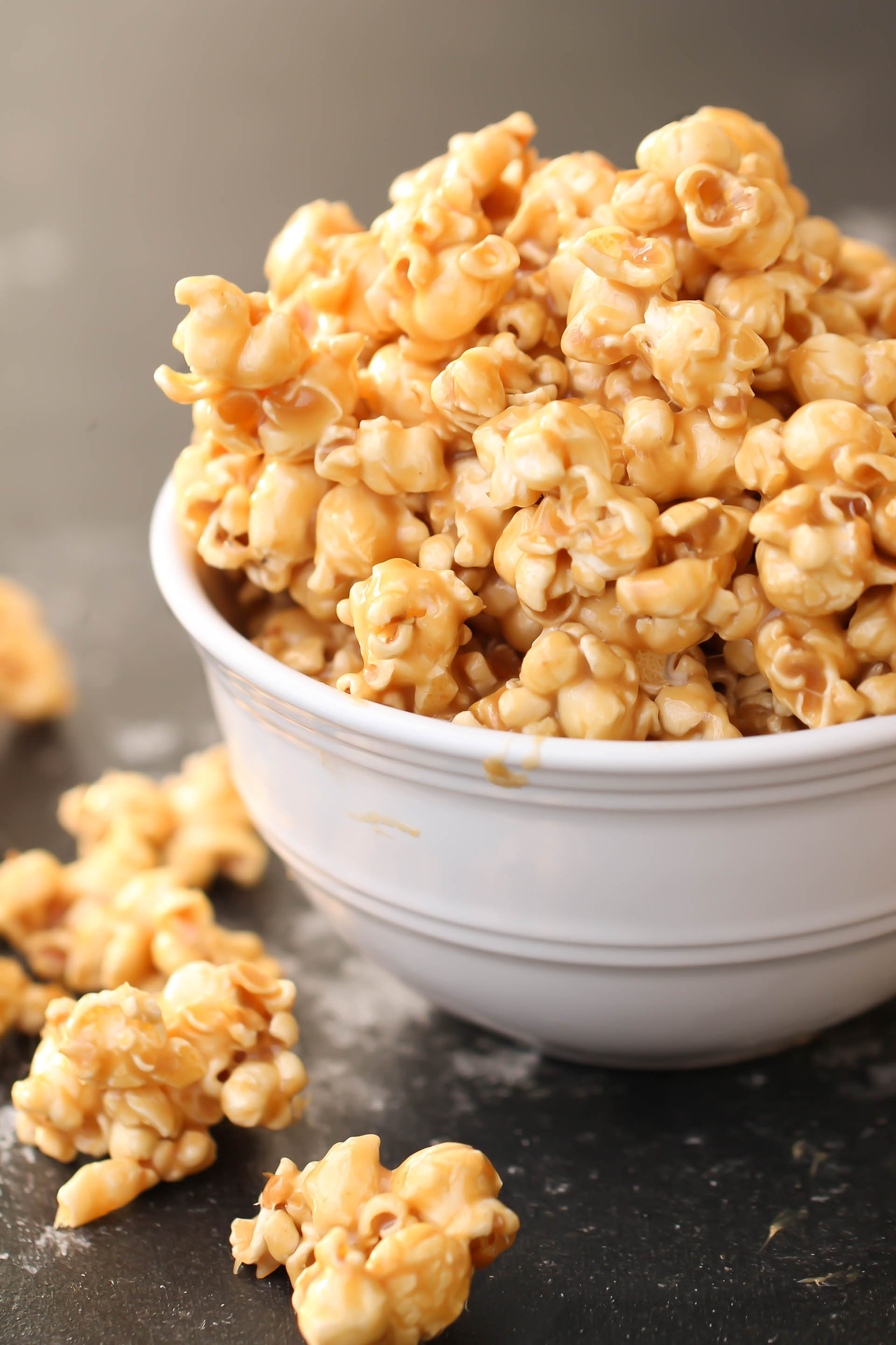 Homemade Caramel Popcorn Recipe Our Mom S Classic Recipe