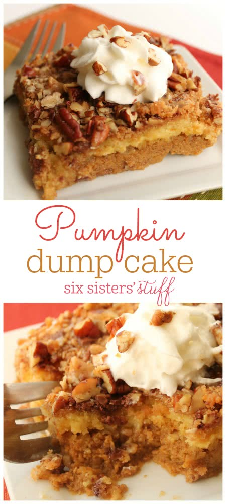 Best Pumplin Dump Cake
