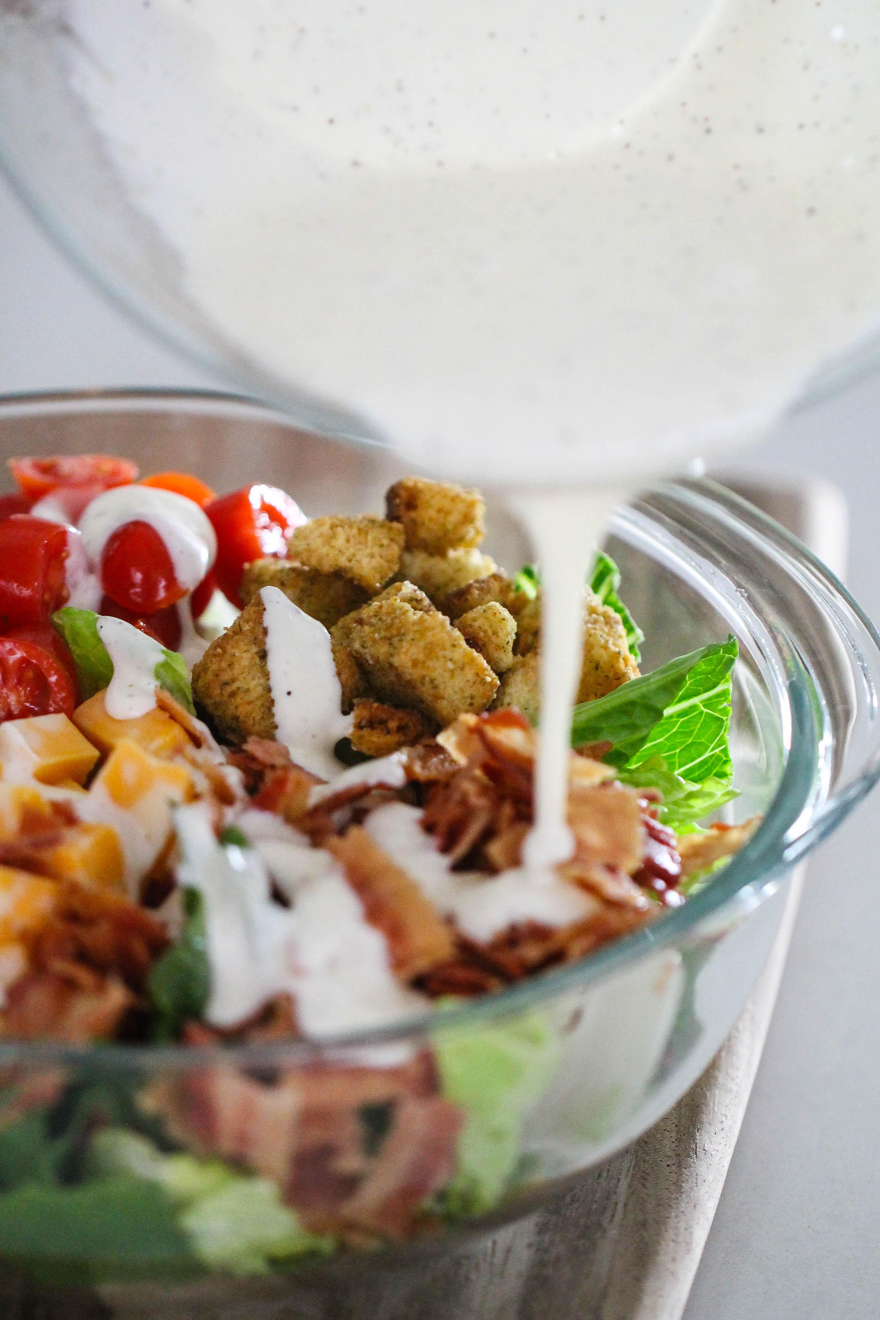 Blt Salad Recipe Six Sisters Stuff