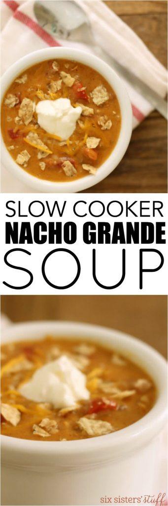 Nacho Grande Soup