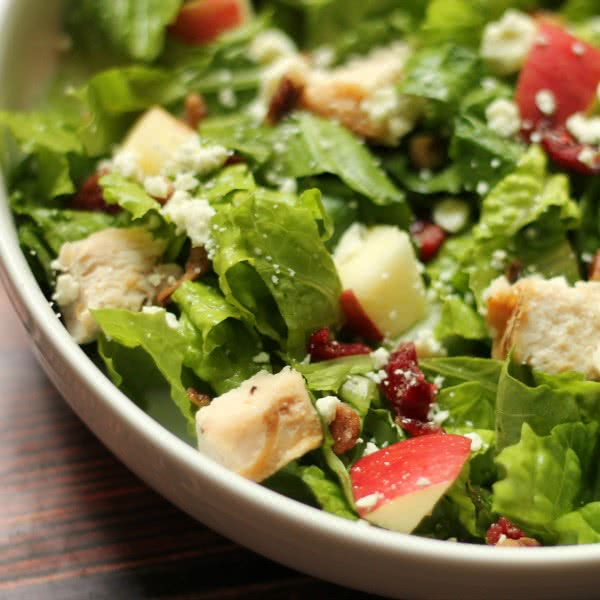 apple pecan chicken salad