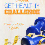 8 Week Get Healthy Challenge