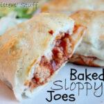 Baked Sloppy Joes