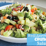 Med Crunch Salad