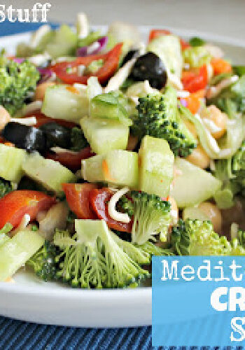 Med Crunch Salad